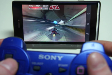 Xperia-puhelimet saamassa tuen Dualshock 3 -ohjaimille