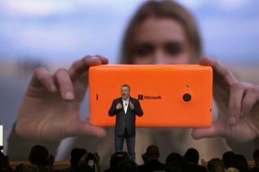 Microsoftin seuraavat huippunäytöillä varustetut Lumiat Cityman ja Talkman