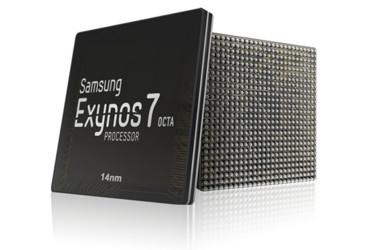 Exynos-piirit nostivat Samsungia kohti piirivalmistajien kärkeä