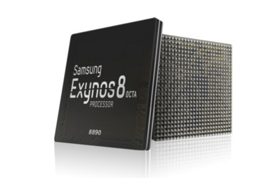 Samsung käynnisti 10 nanometrin tuotannon