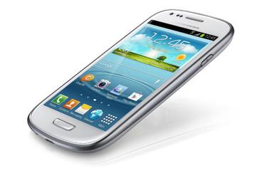 Samsung julkisti Galaxy S III Minin