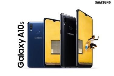 Samsung julkaisi edullisen Galaxy A10s puhelimen: 4000 mAh akku, 6.2 näyttö, sormenjälkilukija