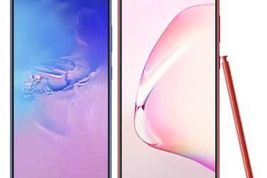 Samsung julkisti virallisesti Galaxy S10 Liten ja Note10 Liten
