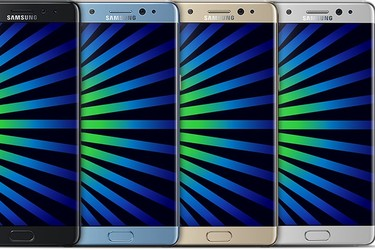 Galaxy Note7:n tarina päättyy vihdoin – Kuolemapäivitys julkaistaan pian