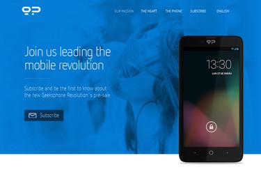Geeksphonen kahden käyttöjärjestelmän Revolution-älypuhelimen tiedot julki
