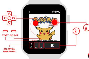 Vanha Game Boylle julkaistu Pokemon-peli saatiin toimimaan Apple Watchilla