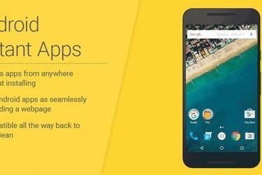 Android-sovellusten uusi aikakausi alkaa – Google esittelee Instant Appseja