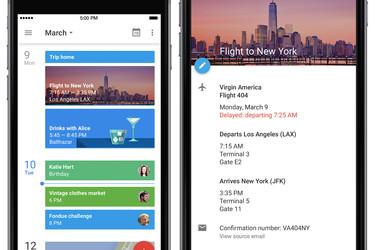 Googlen kalenterisovellus saapui pitkän odotuksen jälkeen myös iPhonelle