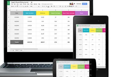 Google julkaisi Docs- ja Sheets-mobiilisovellukset Android- ja iOS-alustoille