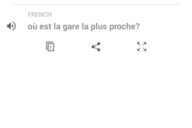 Päivitys teki Googlen kääntäjästä kätevän apurin ulkomaillakin