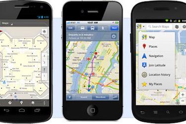 Kilpailu kiristyy: Google ja Microsoft riidoissa karttojen vuoksi