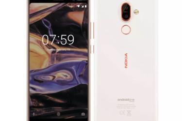 Uusia Nokia-puhelimia tulossa – Tältä näyttävät Nokia 1 ja Nokia 7 Plus
