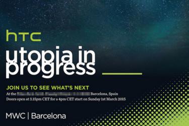 HTC valmistautuu jo: Uuden huippuälypuhelin julkistuspäivä selvisi