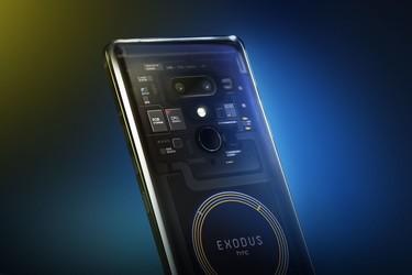HTC:n lohkoketjupuhelimen ennakkomyynti alkoi