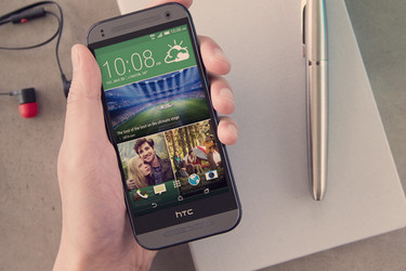 HTC esitteli One mini 2:n