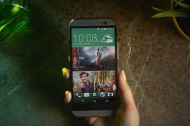 HTC One (M8):n aasialaisversio murskaa kilpailijat nopeustesteissä