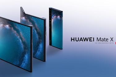 Samsung herätti Huawein – Myy 100 000 Mate X:ää Kiinassa joka kuukausi
