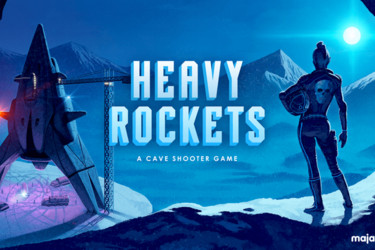 Majasalmi julkaisi Heavy Rockets -pelin iOS:lle