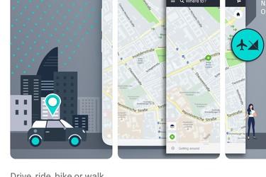 Here WeGo -karttasovellus on nyt ladattavissa Huawein puhelimille AppGallery -sovelluskaupasta