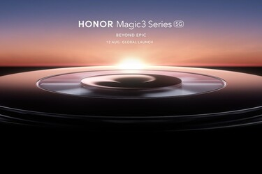 Honor julkaisee Magic 3 -sarjan puhelimet 12. elokuuta