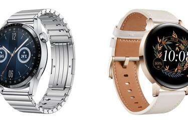 Huawei laajentaa kellovalikoimaa kahdella uudella Watch GT 3 -mallilla