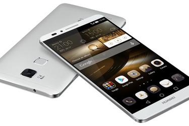 Huawei esitteli Ascend Mate 7:n: Kuuden tuuman näyttö ja massiivinen akku