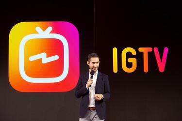 Instagram haastaa YouTuben -- Julkaisi IGTV-sovelluksen