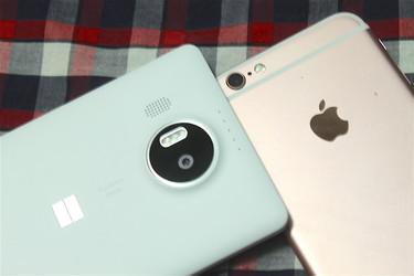 Kamerat vertailussa: iPhone 6s vastaan Lumia 950XL