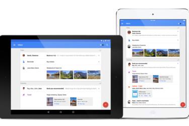 Googlen uusi Inbox-sähköpostisovellus saapui iPadille ja Android-tableteille