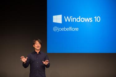 Windows 10:stä julkaistiin uusi testiversio
