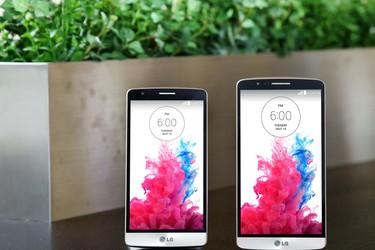 LG esitteli huippuluuri G3:n pikkuveljen