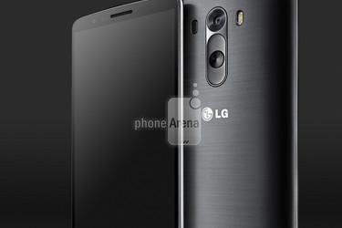 LG G3:n vuoti huikeissa pressikuvissa