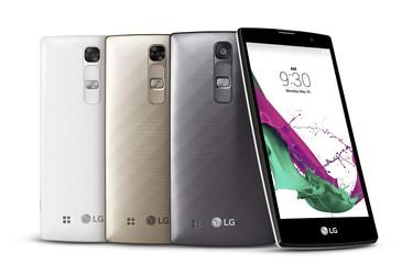 LG julkaisi lisää G4-puhelimia