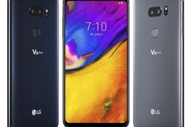 LG esitteli uuden V35 ThinQ -huippupuhelimen: Uutta vain nimi?