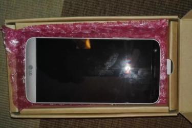 Valokuvia LG G5:stä vuoti nettiin