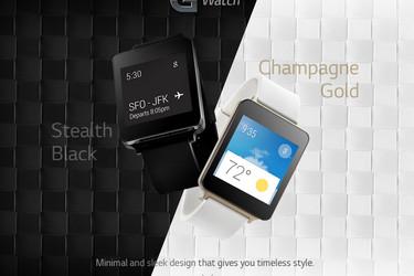 LG esittelee tulevaa G Watch -älykelloaan uudella sivustolla