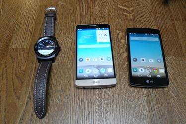 Ensivaikutelmia: LG:n uudet keskitason älypuhelimet G3 s ja F60 sekä G Watch R -älykello
