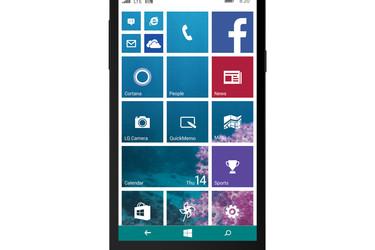 LG:ltä uusi Windows-puhelin
