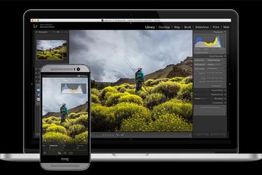 Adoben suosittu Lightroom-sovellus julkaistiin Androidille