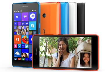 Uusi Lumia julkaistu: Lumia 540 tarjoaa tarkan näytön edulliseen hintaan