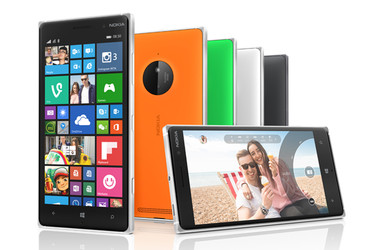 Microsoft myi ennätyksellisen paljon Lumia-puhelimia