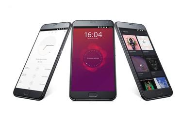 Meizu julkaisi uuden Ubuntu-älypuhelimen huippuominaisuuksilla