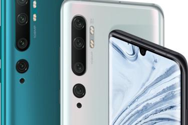 Päivän diili: 108 megapikselin pääkameralla varustettu Xiaomi Mi Note 10 nyt 469 euroa (säästä 30 euroa)