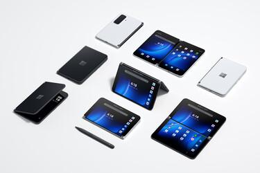 Microsoft julkaisi kaksinäyttöisen Surface Duo 2 -mobiililaitteen