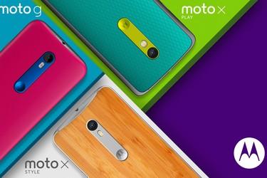 Motorola esitteli uutuuspuhelimensa: Moto G, X Style ja X Play