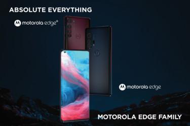 Motorolan Edge+ ja Edge myyntiin Suomessa - hinnat 1099 euroa ja 599 euroa