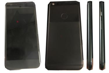 HTC:n ja Googlen tulevasta Nexus-älypuhelimesta vuoti kuvia