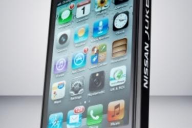 Nissanin iPhone-kotelo korjaa itse pintanaarmunsa