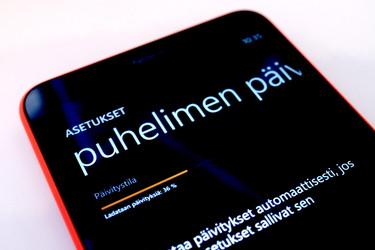 Windows Phone 8.1 on saapunut jo viidelle Lumialle