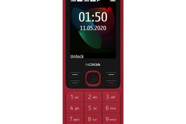 HMD Global julkaisi edulliset Nokia 125- ja Nokia 150 -peruspuhelimet
